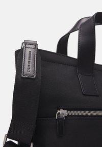 Tiger of Sweden - BARBETTE UNISEX - Shopping bag - black - 5