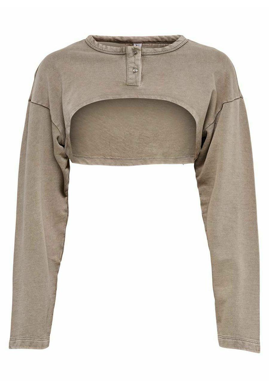 Damen CROPPED - Sweatshirt