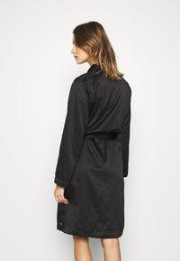 Hunkemöller - ROBE LONG - Dressing gown - black - 2