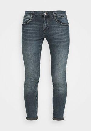 LEXY - Skinny džíny - dark blue/black glam