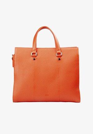 TILDE - Tote bag - pumpkin