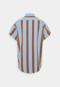 Paul Smith - WOMENS  - Button-down blouse - blue - 1