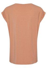 Saint Tropez - Basic T-shirt - terra cotta - 6