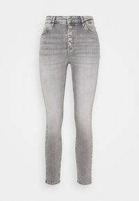 ONLY Petite - ONLBLUSH  - Jeans Skinny Fit - medium grey denim - 3