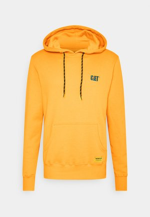 SMALL LOGO HOODIE - Bluza z kapturem - yellow