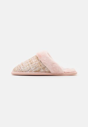 SNOOZES - Mules - pink