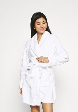 BATHROBE - Peignoir - white