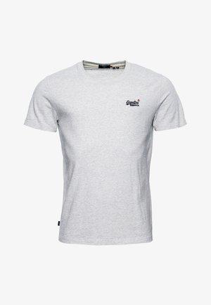 OL VINTAGE EMB  - Basic T-shirt - mcqueen marl