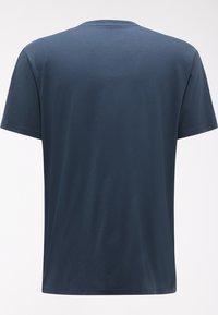 Haglöfs - Print T-shirt - tarn blue - 5