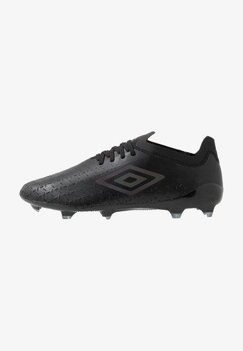 VELOCITA V PRO FG - Moulded stud football boots - black