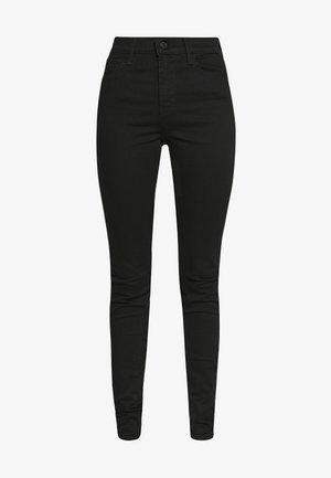 720 HIRISE SUPER SKINNY - Jeans Skinny Fit - black galaxy
