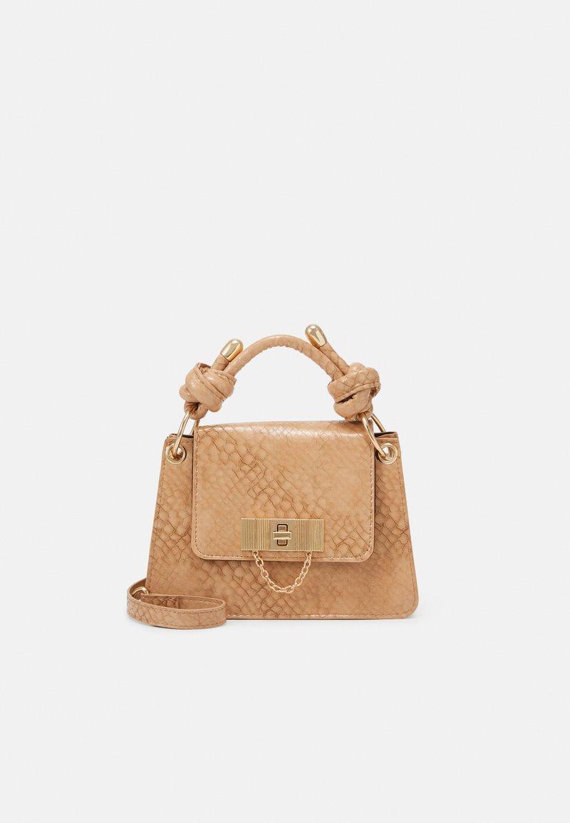 Pieces - PC MISSY - Handbag - nude