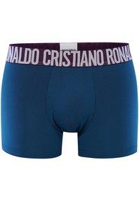 Cristiano Ronaldo CR7 - 4 PACK  - Pants - turquoise - 3