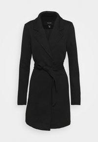 Vero Moda Tall - VMVERODONA  - Zimní kabát - black - 0