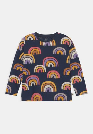 MINI RAINBOW UNISEX - Long sleeved top - navy