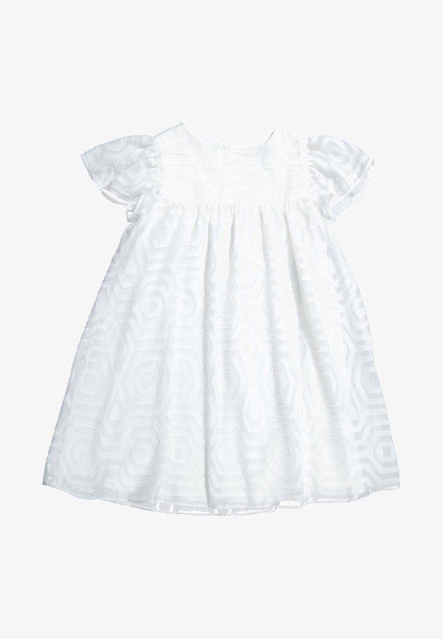 ETHNIC - Day dress - white
