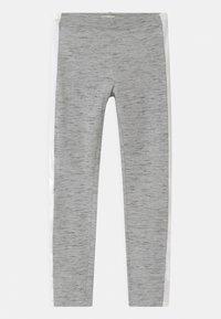 OVS - Leggings - Trousers - grey melange - 0