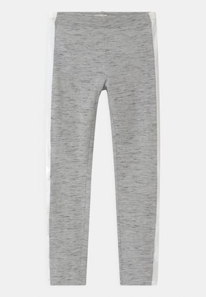 Leggings - Trousers - grey melange
