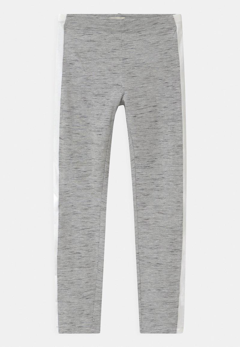 OVS - Leggings - Trousers - grey melange
