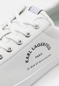 KARL LAGERFELD - KOURT MAISON LACE - Tenisky - white - 5