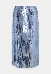 HUGO - ROLEA - A-line skirt - bright blue - 0