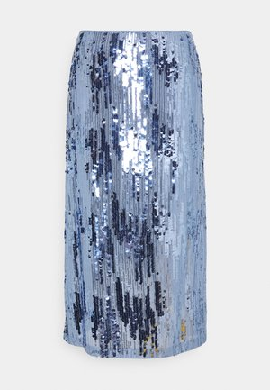 ROLEA - A-line skirt - bright blue