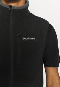 Columbia - FAST TREK VEST - Liivi - black - 4