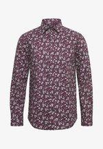 TROSTOL - Overhemd - bordeaux