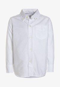 GAP - BAS OXFORD - Overhemd - white - 0