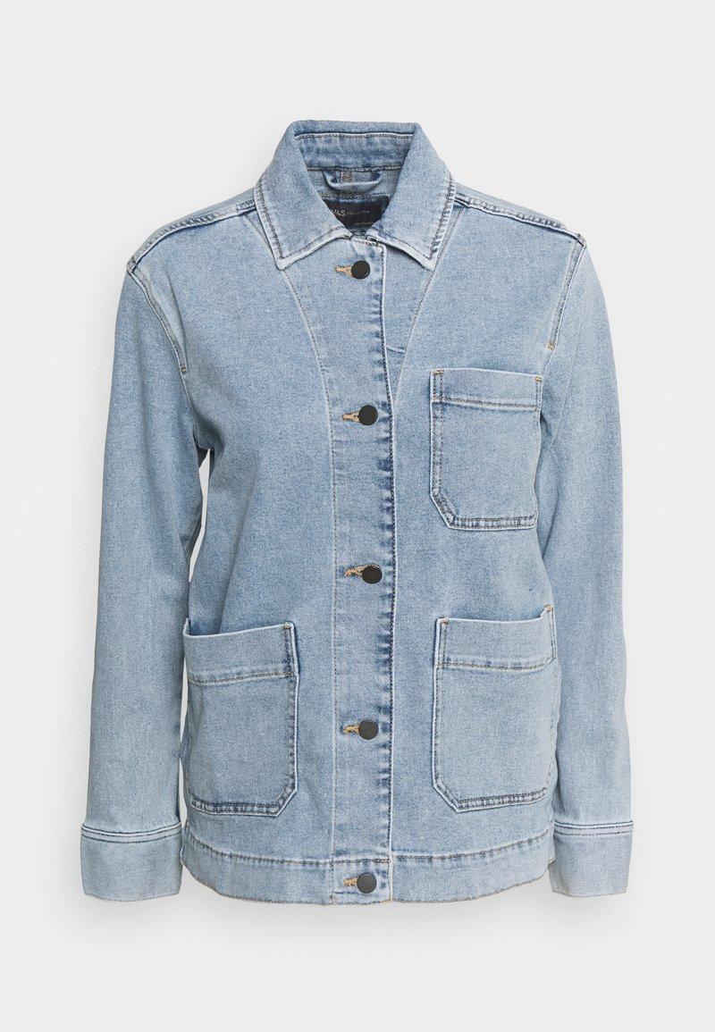 Marks & Spencer London - Denim jacket - blue denim
