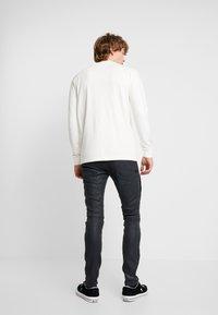 G-Star - RACKAM 3D SKINNY - Jeans Skinny Fit - loomer black - 2