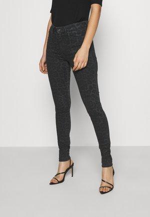 PANTHER - Jeans Skinny - black denim