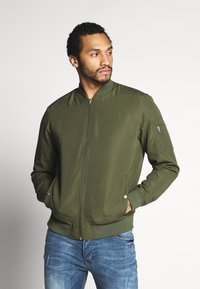 Only & Sons - ONSJACK  - Giubbotto Bomber - olive night - 0