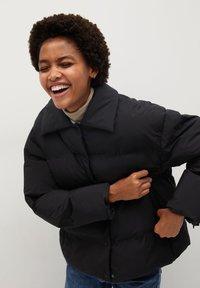 Mango - SAKURA - Winter jacket - schwarz - 3