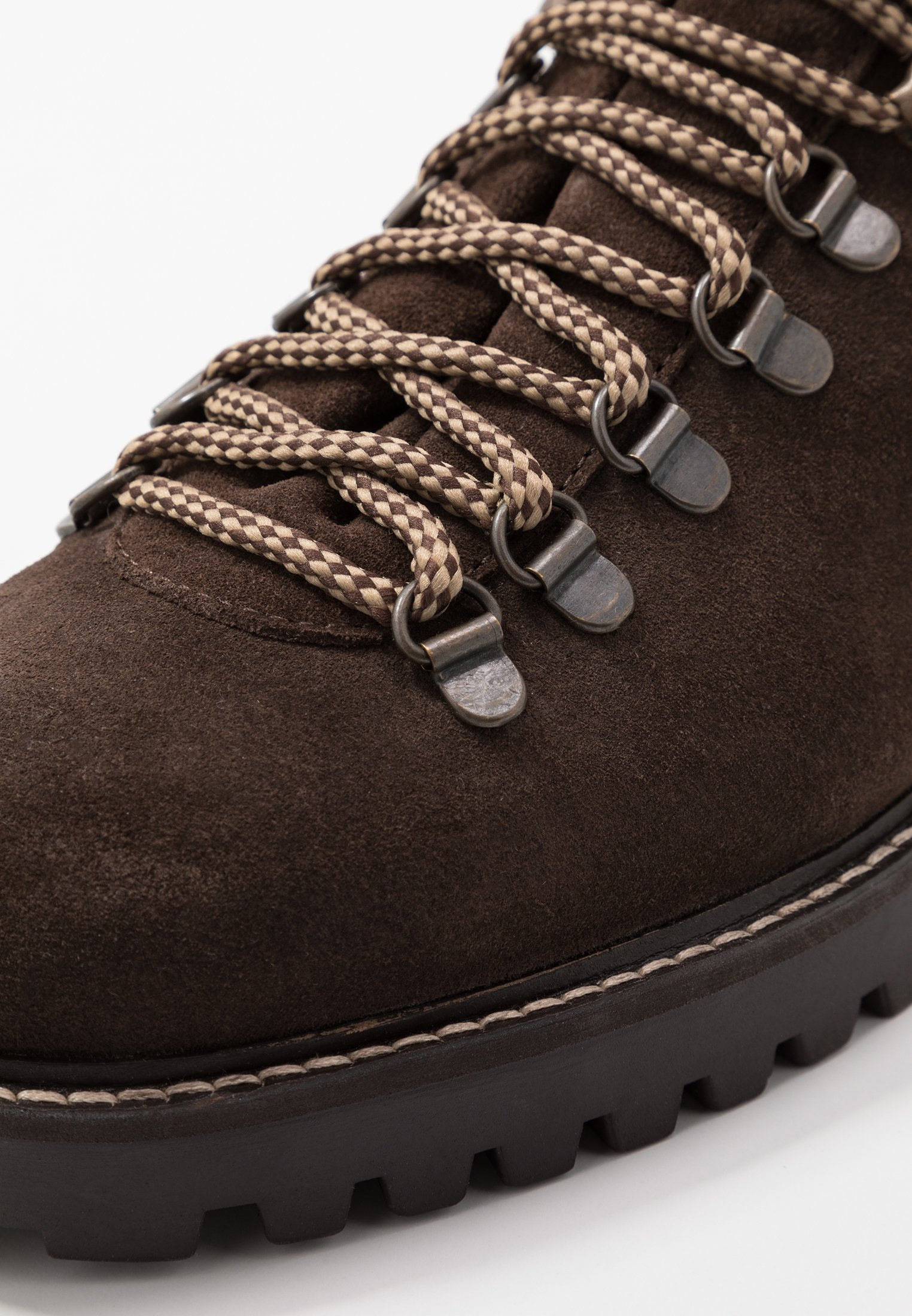 Walk London SEAN HIKING BOOT Bottines à lacets smooth