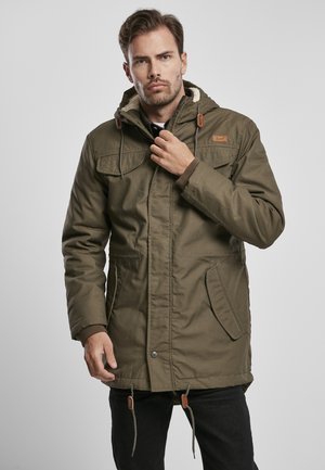 MARSH LAKE - Parka - olive