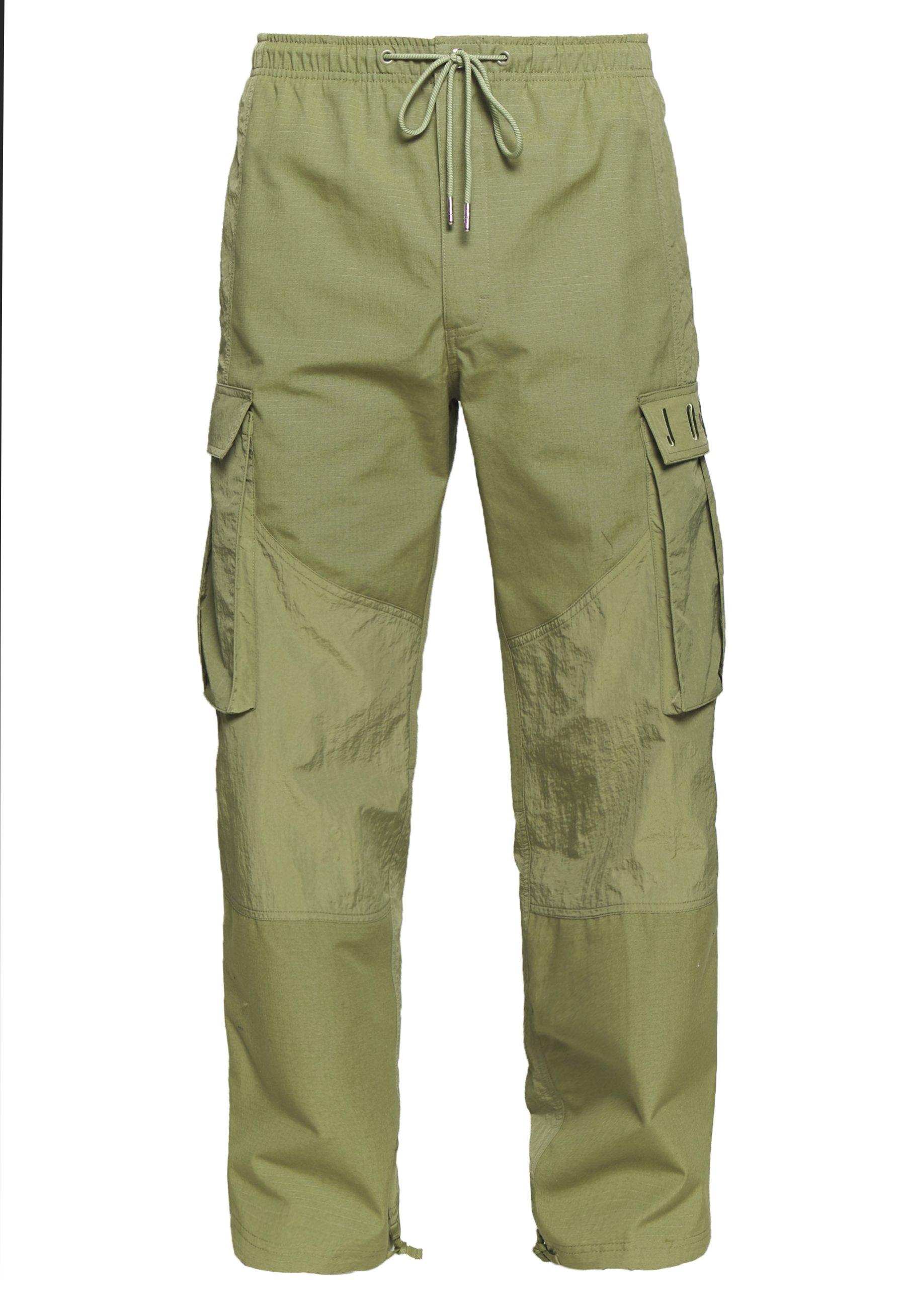 Jordan PANT - Pantalon cargo - thermal green