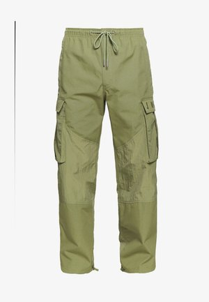 PANT - Cargo trousers - thermal green