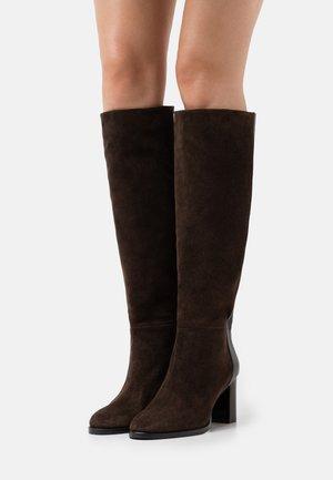 ARCADIA - Boots - dark brown