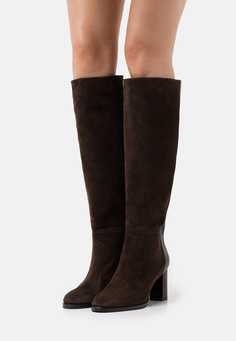 MAX&Co. - ARCADIA - Boots - dark brown