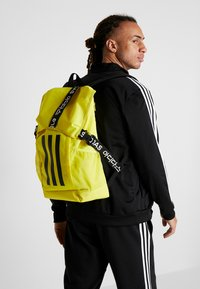 adidas Performance - Reppu - shock yellow/black/white - 1
