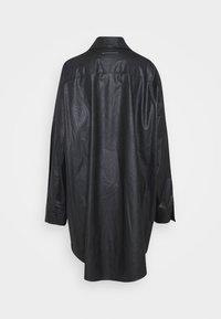 MM6 Maison Margiela - Short coat - black - 9
