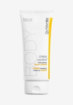 CREPE CONTROL™ TIGHTENING BODY CREAM - Hydratatie - -