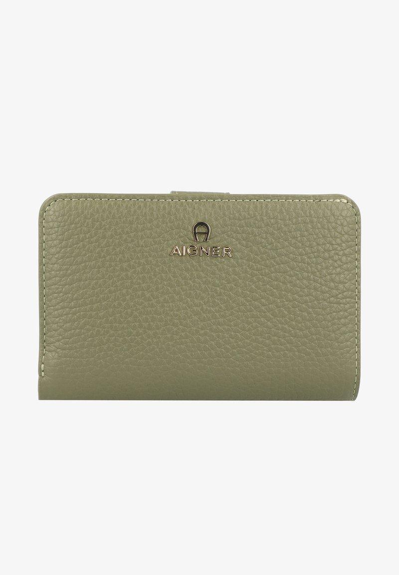 AIGNER - RFID - Wallet - moss green