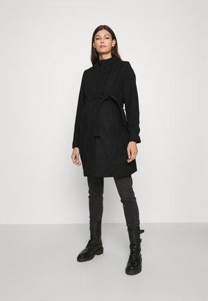 MLROSE COAT - Krátký kabát - black