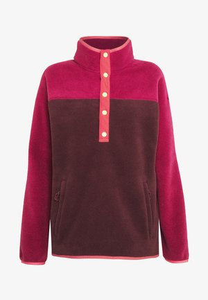 HEARTH - Fleecepullover - pink