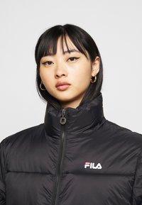 Fila Petite - SUSSI PUFF JACKET - Winter jacket - black - 4