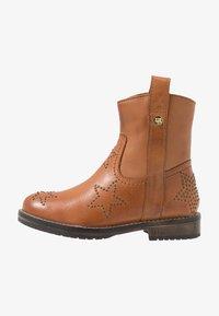 Gioseppo - Cowboy/biker ankle boot - tan - 1