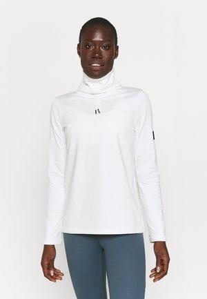 CLIME - Fleece jumper - powder white