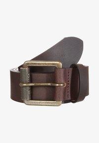 Tommy Hilfiger - ORIGINAL  - Belt - dark brown - 1